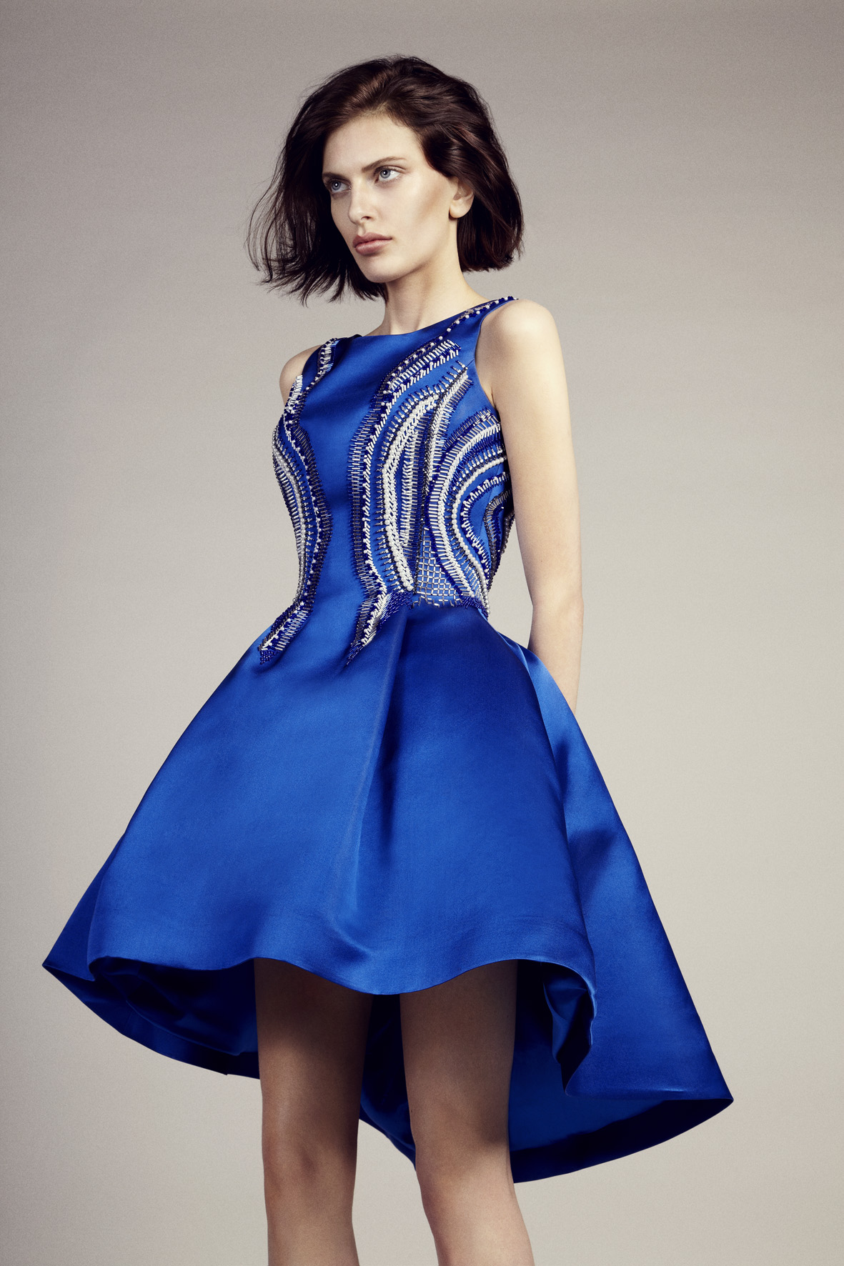 AliceRichardson_VeniViciCouture 2014_Bluedetail